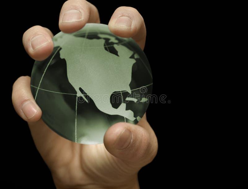 Terra verde imagens de stock