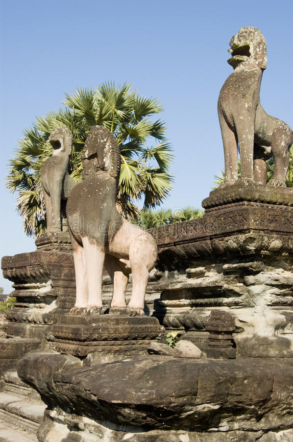 Download Terrace Of Honour, Angkor Wat Stock Photo - Image: 22441810