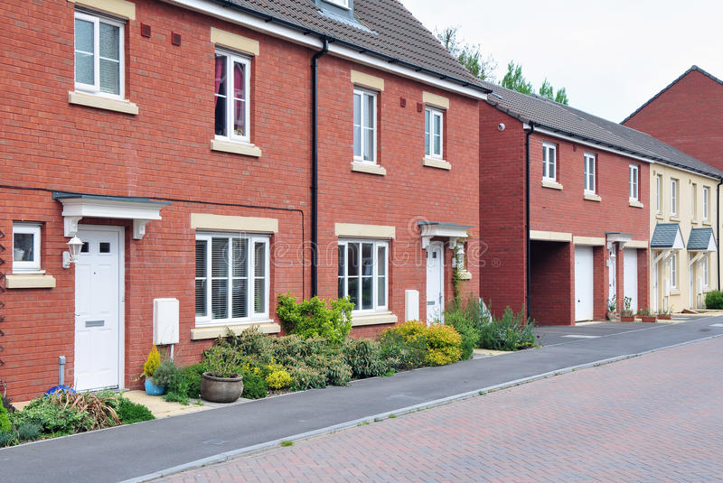 Download Terraced Houses Stock Images - Image: 21225894