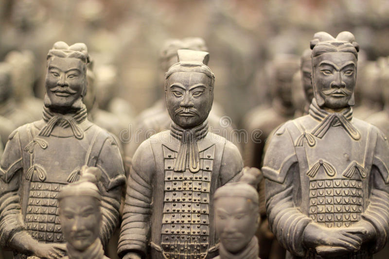 Download Terracotta Army Stock Photos - Image: 14023473