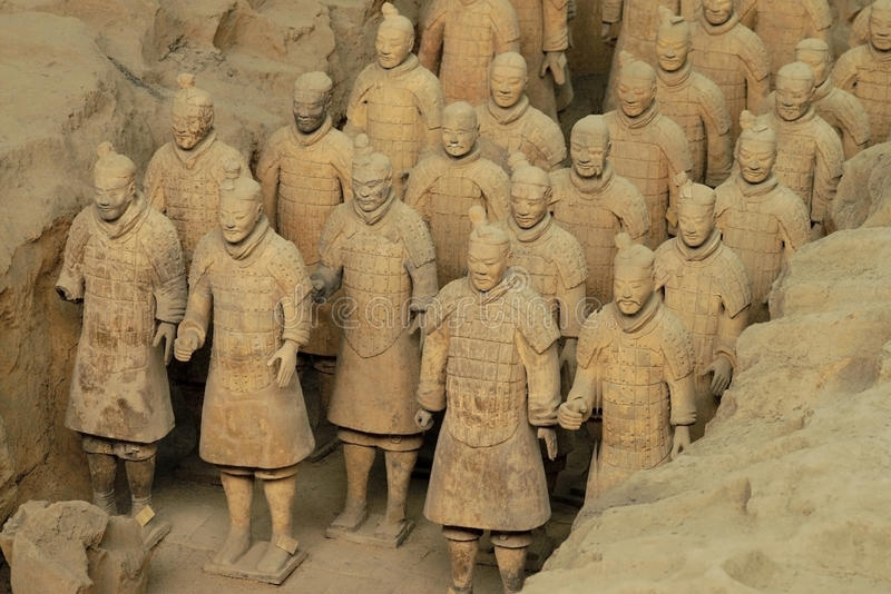 Download Terracotta Army - China stock image. Image of travel - 15073993