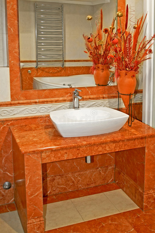 Free Terracotta Lavabo Stock Photos - 4245183