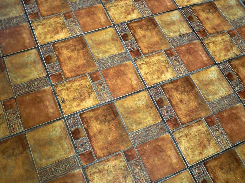 Terracotta Natural Stone Floor Tiles Stock Photo - Image of concrete ...