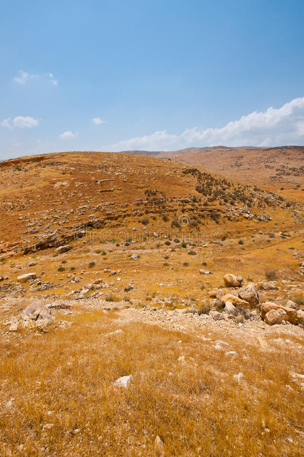 Download Terrain stock photo. Image of country, barren, east, holy - 28213482