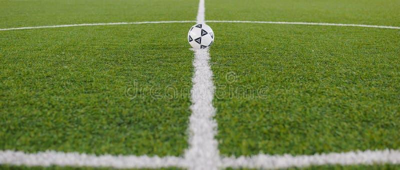Terrain de football 02 photos libres de droits