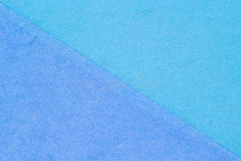 Terrain de jeu bleu ou fond en caoutchouc de grunge de couverture de miette d'au sol de sports photos libres de droits
