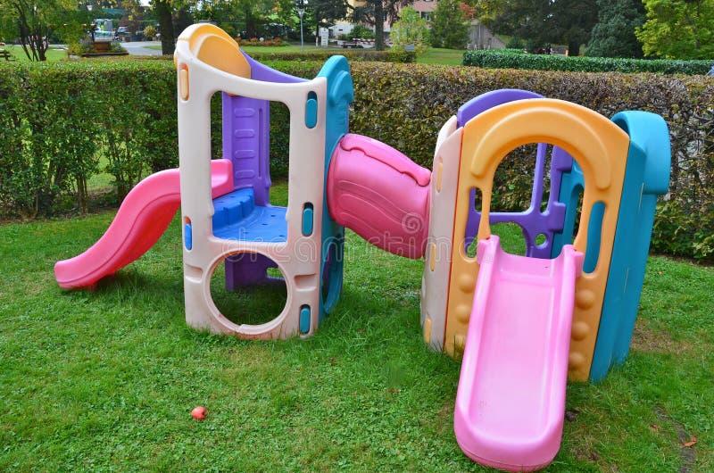 Download Terrain de jeu en Suisse photo stock. Image du enfants - 45358158
