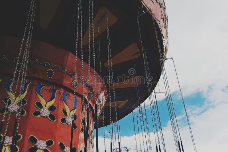Terrain de jeu de Singkawang photos libres de droits