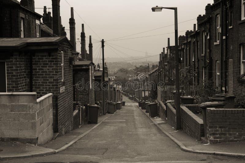 Terrasses photographie stock libre de droits