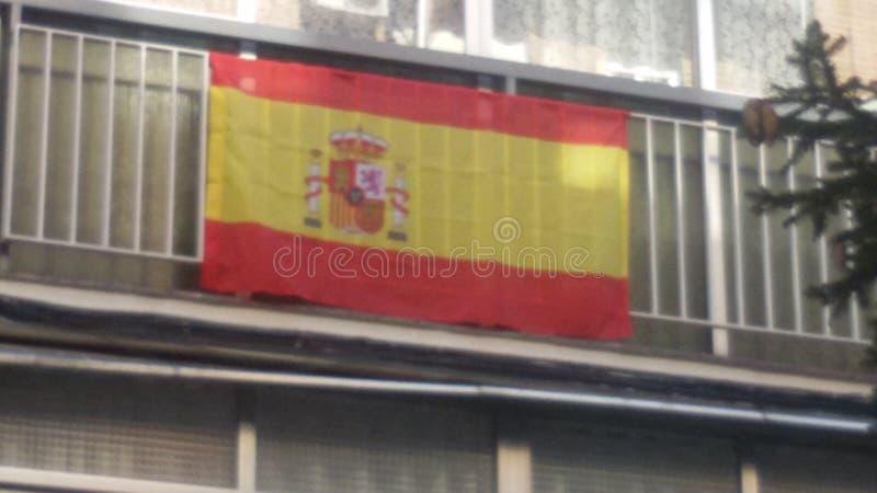 Terraza西班牙 库存图片