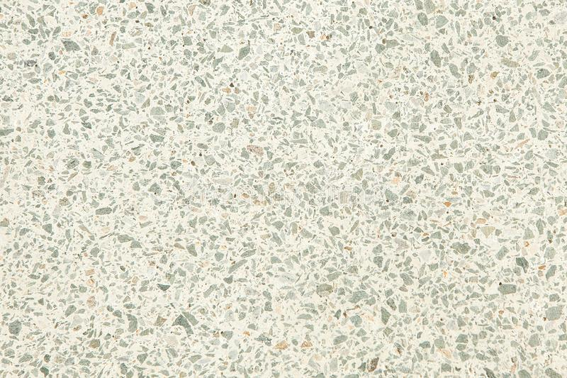 Terrazzo floor old texture or polished stone for background royalty free stock images