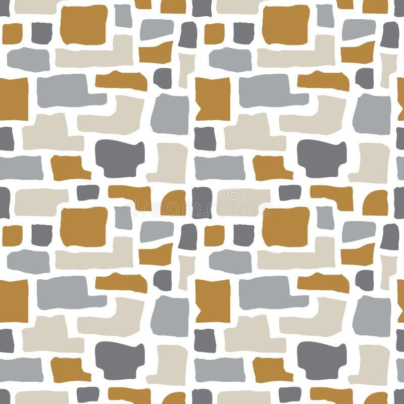 Terrazzo floor texture background,marble surface, stone pattern. Vector vector illustration