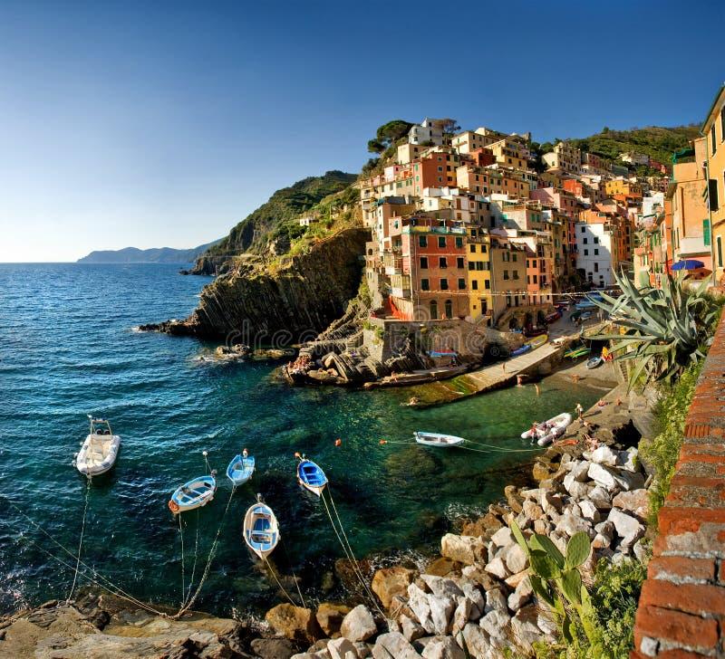 terre Италии cinque стоковая фотография