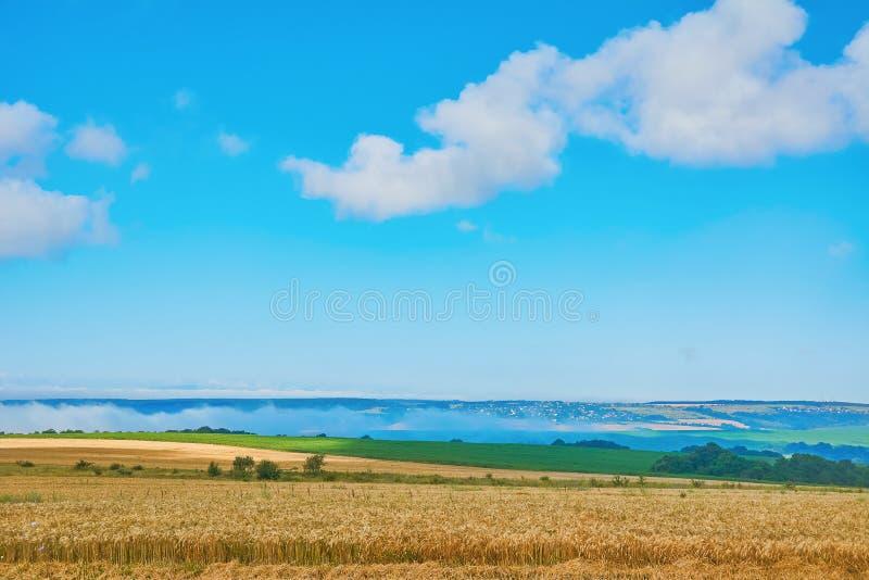 Terre de la Bulgarie image libre de droits