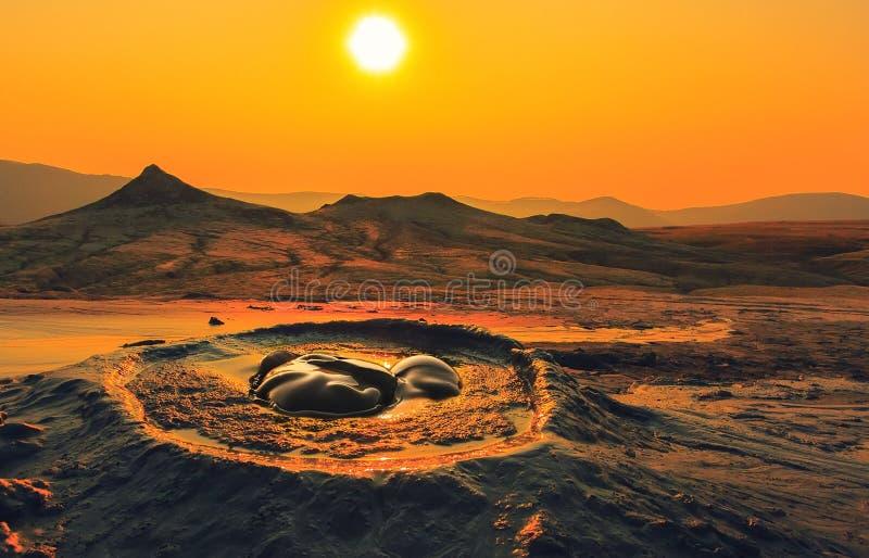 Terre de sécheresse et temps chaud photos stock