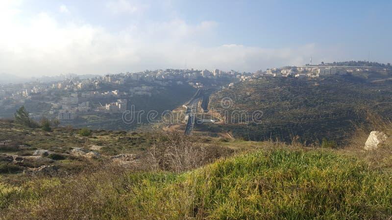 Terre israélienne image libre de droits