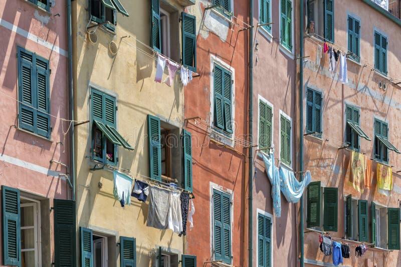 terre riomaggiore Италии cinque стоковые изображения