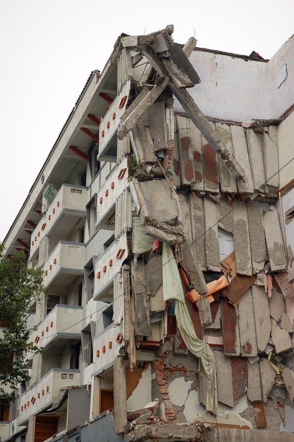Terremoto fotos de stock royalty free