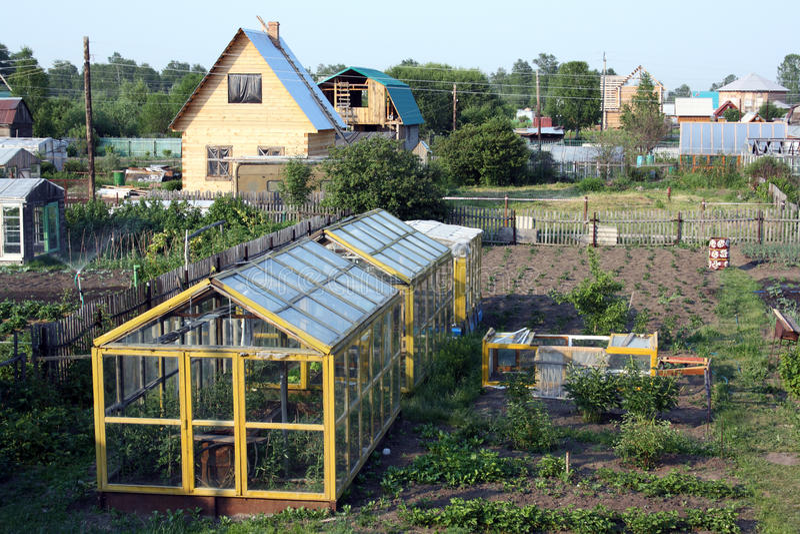 Terreno coltivabile fotografie stock