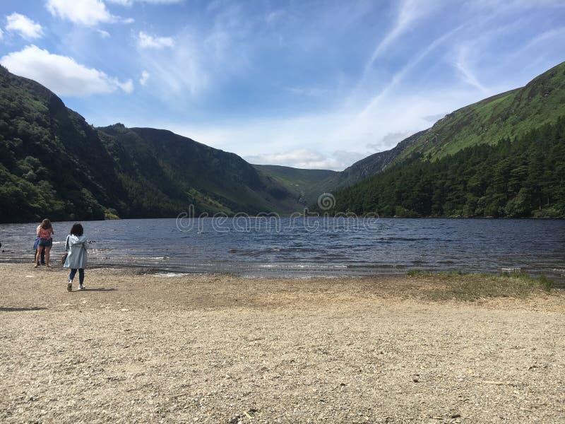 Terres irlandaises images stock