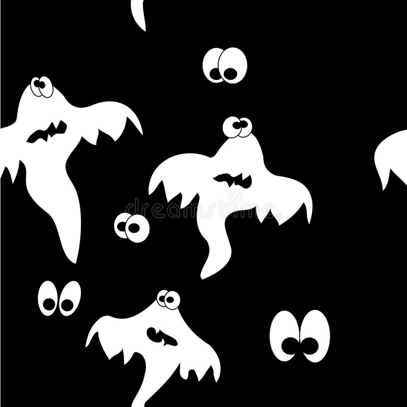 Free Terrible Ghosts Stock Image - 5769391