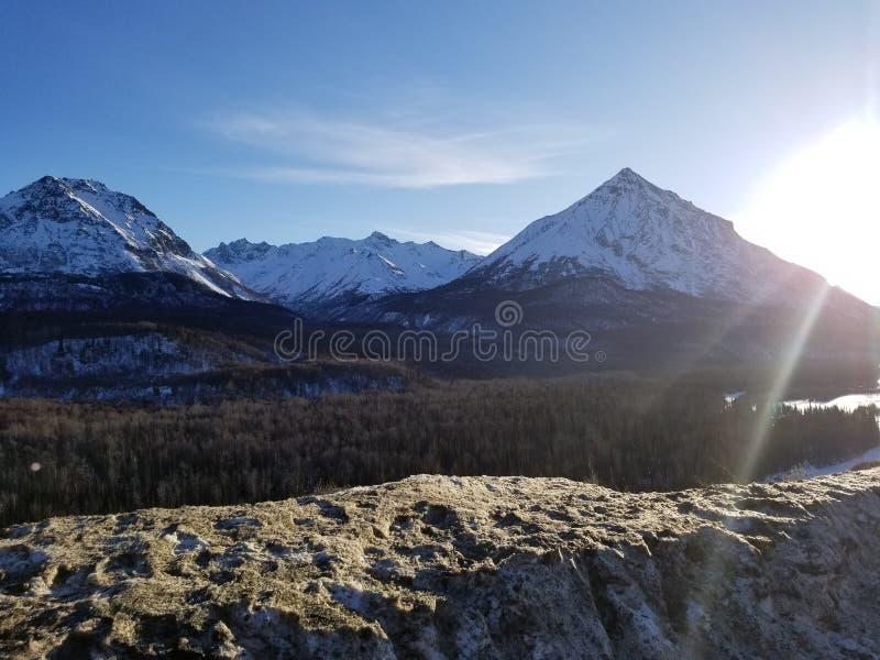 Territorio dello Yukon fotografia stock libera da diritti