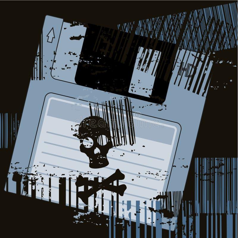 Download Terror software stock vector. Image of bars, icon, halloween - 24410892