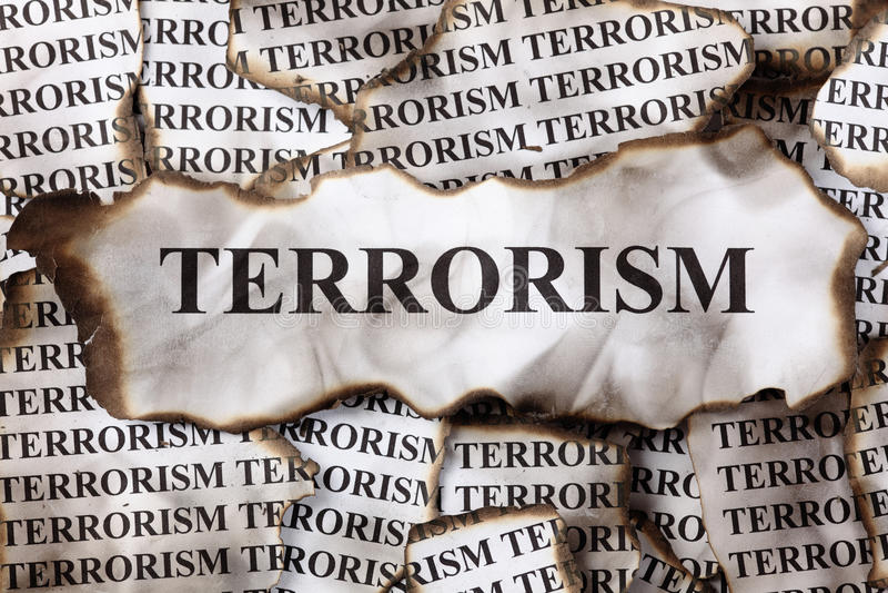 terrorismo imágenes de archivo libres de regalías