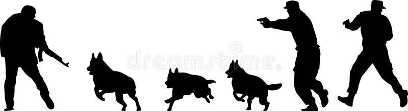terrorist stock illustrationer