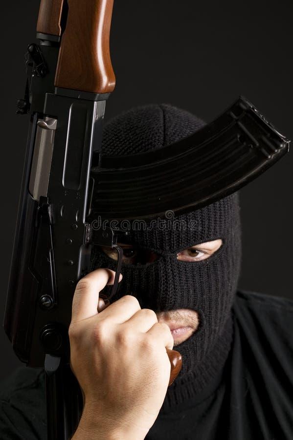 Download Terrorist stock image. Image of ak47, machine, mask, terrorist - 9795923