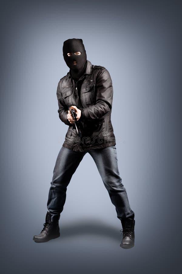 Terroriste image libre de droits