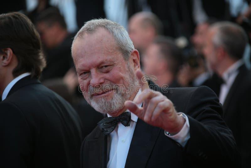 Terry Gilliam imagens de stock