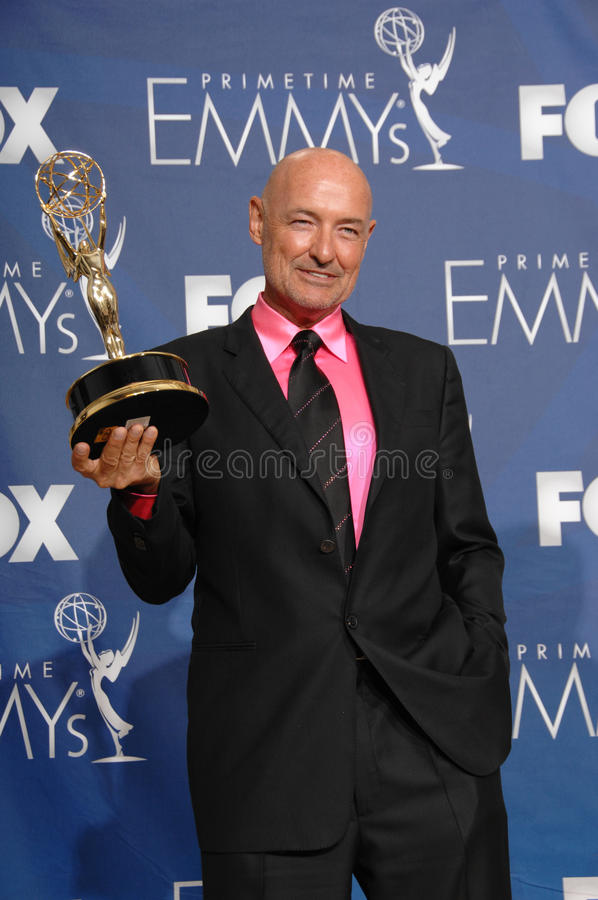 Terry O'Quinn royalty-vrije stock afbeelding