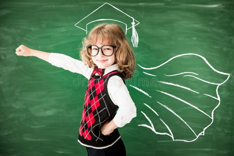 Terug naar het Concept van de School royalty-vrije stock foto's