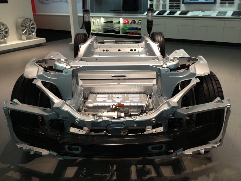Nice Tesla Car Interior