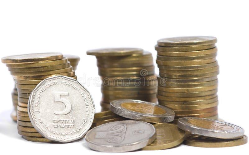 Tesouro da moeda fotos de stock royalty free