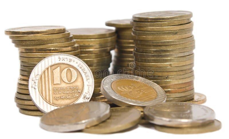 Tesouro da moeda imagens de stock royalty free