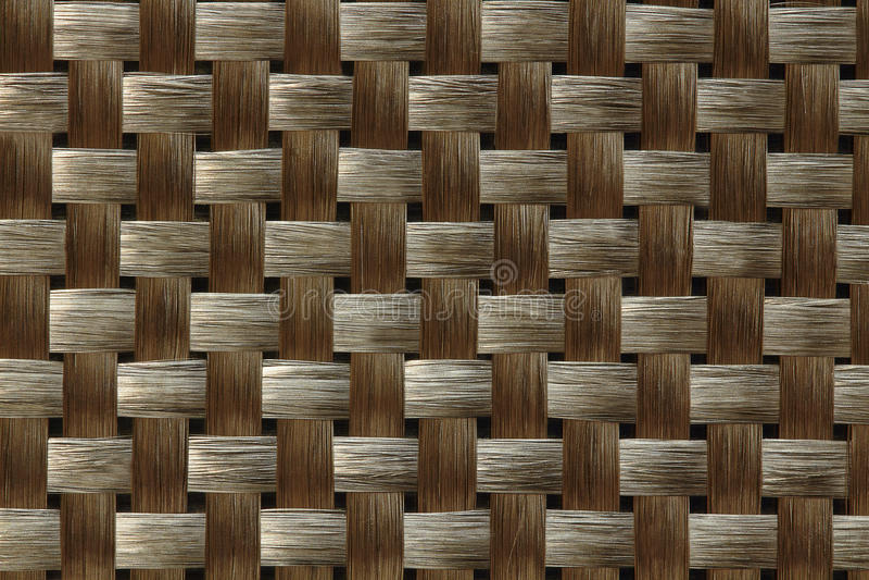 Tessile del tessuto della fibra del carbonio fotografia stock libera da diritti