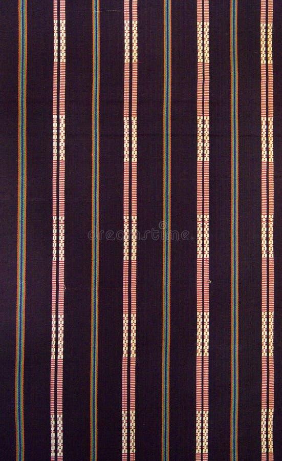 Tessile di Lombok fotografia stock libera da diritti