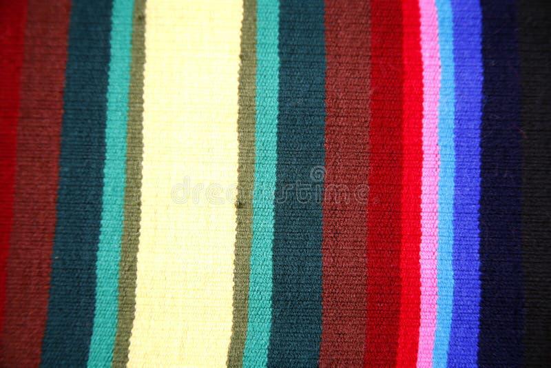 Tessile tessuta fotografia stock libera da diritti