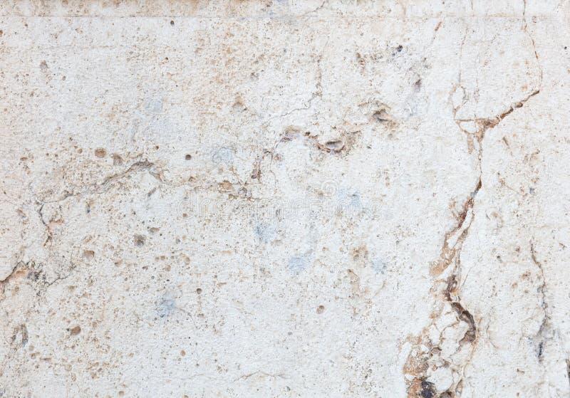 Tessitura di parete dipinta dallo Stucco fotografia stock libera da diritti