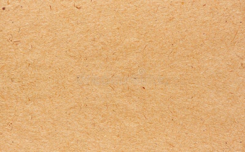 Tessitura e sfondo di carta naturale fabbricati a mano immagini stock