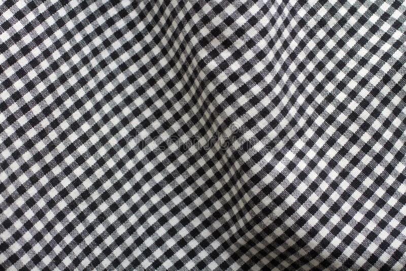 Tessuto del percalle fotografie stock