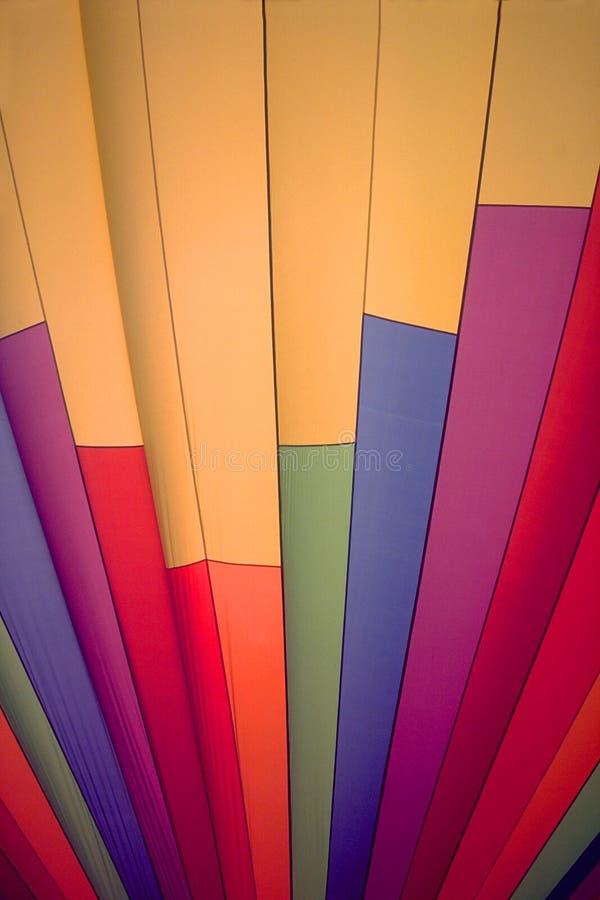 Tessuto dell'aerostato fotografie stock