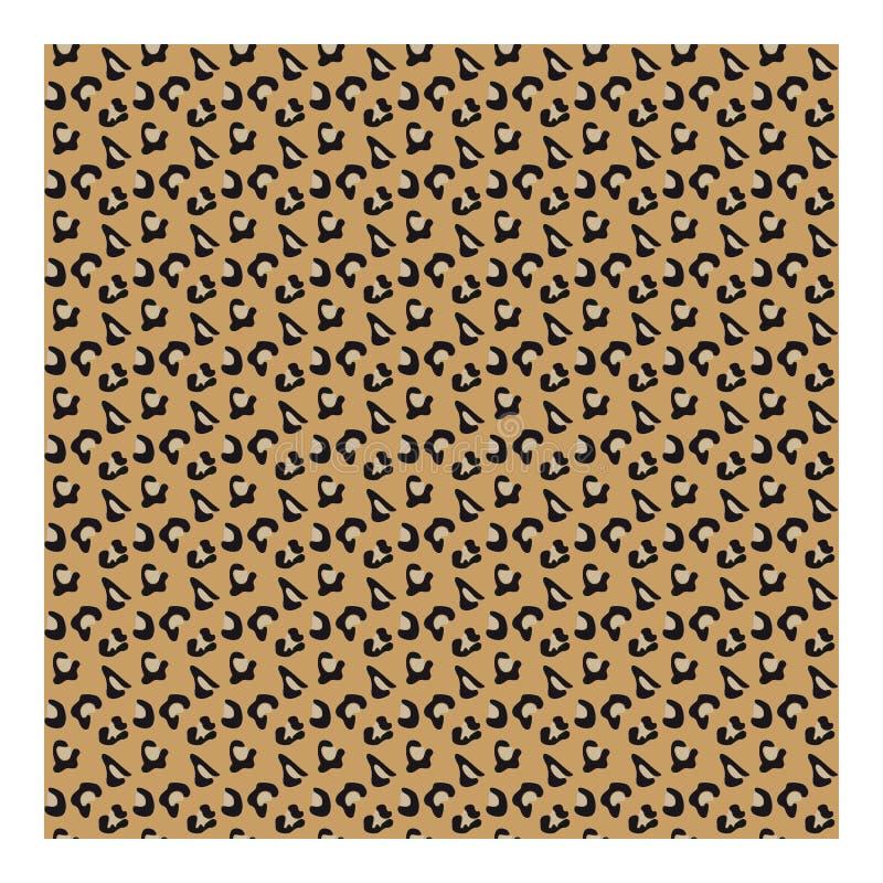 Tessuto di Animalier - leopardo fotografie stock libere da diritti