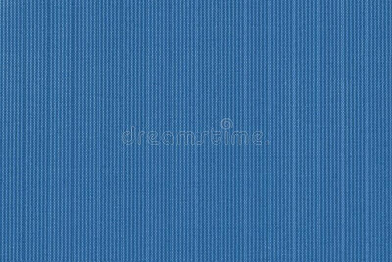 Tessuto di colore blu, modello astratto del fondo di struttura della tela immagine stock