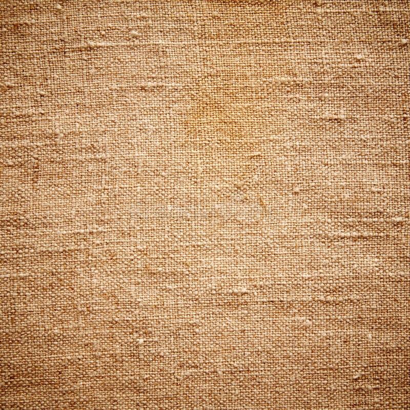 Tessuto di tela immagine stock libera da diritti