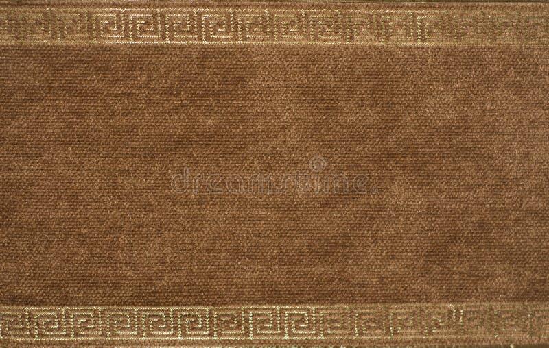 Tessuto egiziano fotografia stock