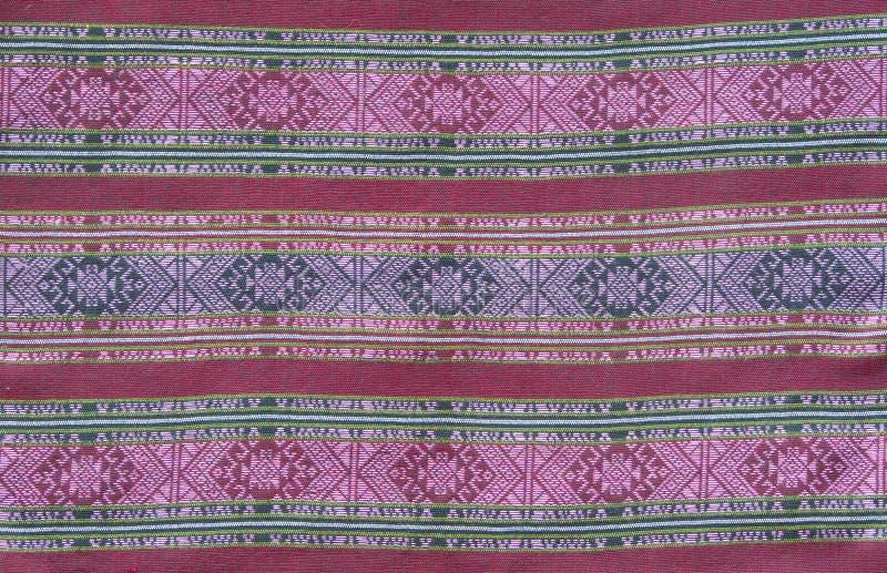 Download Tessuto Handmade Tailandese Immagine Stock - Immagine di background, tintura: 55359147