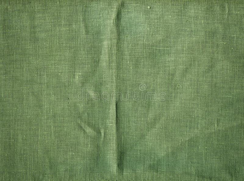 Tessuto verde immagine stock libera da diritti